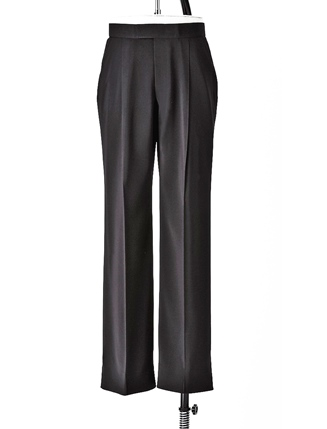 Men's One tuck Wide Pants MP84