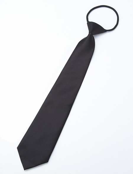 One touch tie