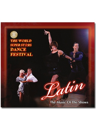 World Super Stars Music from the show  [Latin]